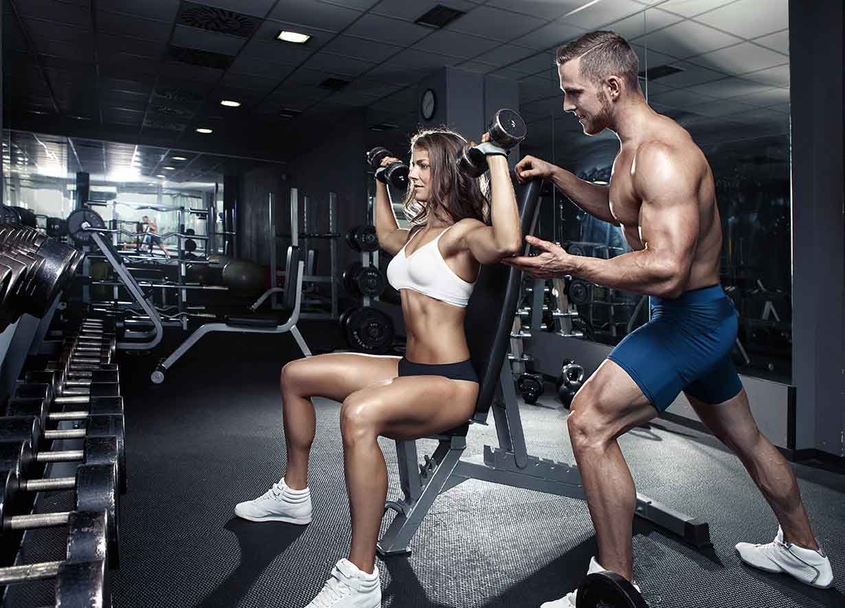 Why should you go to gym?