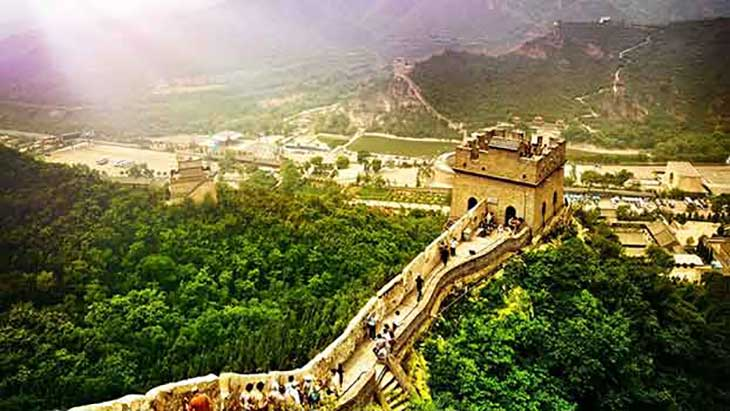 Our Trip to the Great Wall in China
